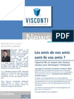 Visconti - Les Amis de Vos Amis Sont-ils Vos Amis - Octobre 2010