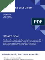 dream internship