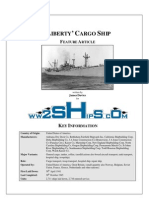 WWII Liberty Cargo Ship History