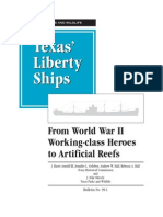 WWII Liberty Ship Texas History