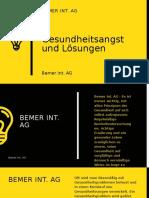 Bemer Int. AG _ Gesundheitsangst Und Lösungen