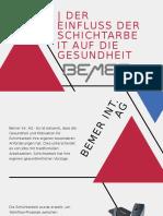 Bemer Int. AG _ Der Einfluss Der Schichtarbeit Auf Die Gesundheit