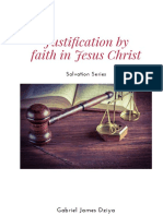 Justification by Faith in Jesus Christ