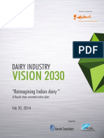 Indian Dairy Vision 2030