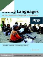Saving Languages An Introduction to Language Revitalization.pdf
