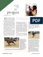 Horse Proper Alignment and Balance