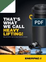 High Tonnage Cylinders brochure 9389 en-gb