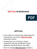 1. Introduction to OTC & Self Care