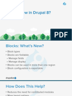 Drupal new documents