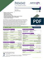 PTH04040_ArtesynTechnologies