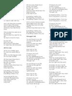 lyrics ko