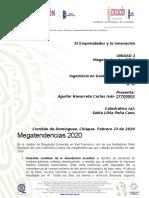 Megatendencias 2020