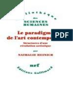 Nathalie Heinich - Le paradigme de l'art contemporain (0).pdf