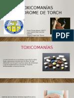 TOXICOMANIAS