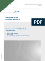 IEC Template v5 User Guide