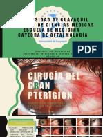 Cirugia Gran Pterigion