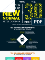 E-BOOK 30 Consumer Behavior Shiftings Welcome the New Normal