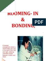 Bonding,Rooming in-28.4.2020