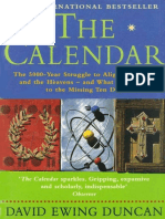 The Calendar- Humanity's Epic Struggle to Determine a True and Accurate Year.epub