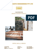 Handbook Aerated Concrete Products