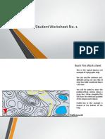 student worksheets