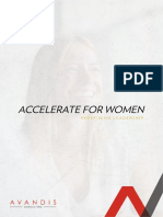 Accelerate for Women by Avandis Consulting