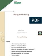 surrogatemarketing1-130130125802-phpapp01.pdf