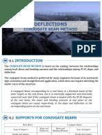 CE131P - Deflection by Conjugate Beam w Audio.pptx