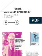 Bruno Munari Problema Solucion