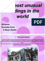 unusual buildings in the world.ppt