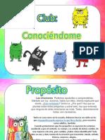 CLUB CONOCIÉNDOME PDF.pdf · versión 1