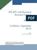 Study Manual - Business Finance.pdf
