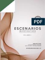 Bolaños & López - IUCESMAG Escenarios Investigativos (Vol. 1)