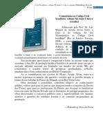Comentários ao Código Civil brasileiro