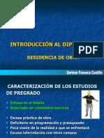 27MAR09 -  Introducción  RESIDENCIA DE OBRA (German Fonseca - Hector Anaya - Alberto Bastidas - F