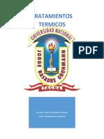 CINCO CONCEPTOS DE TRATAMIENTOS TERMICOS