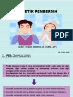 5. Kosmetik Pembersih.pptx