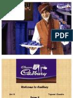 Cadbury Swot by Uma Ganesh