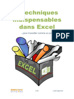 7 Techniques Indispensables Dans Excel (1)