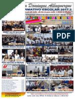 Informativo 2017.2 - Escola Domingos Albuquerque