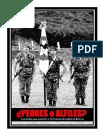 PEONES o ALFILES Las grietas que asechan a las FFAA Fuerzas Armadas.pdf