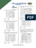 Problemas Propuestos de Medidas de Tendencia Central Ccesa007
