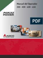 Motores AGCO Power Mec+ínicos