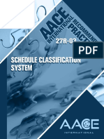AACEI RP 27R-03 - Schedule Classification.pdf