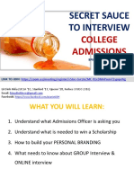 200127 Secret Sauce to College-Admissions Interview.pdf
