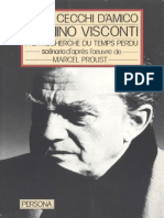 Luchino Visconti - A la recherche du temps perdu