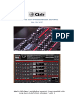 DSI Pro2 Ctrlr panel - v1.4 - FREE