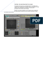 Audio Routes 1 - Introduction