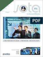 Evota New LFD Catalogue