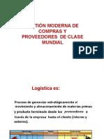 INTRODUCCION GESTION DE COMPRAS Y ABASTECIMIENTO